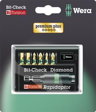 Wera 056159 Bit-Check Set