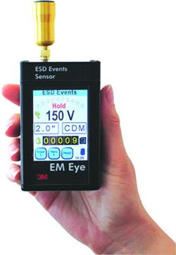 Ctm048 2128 Scs Em Eye Meter With Esd Amp Emi Sensors