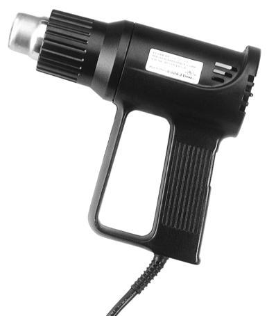Ec 100 Ecoheat Heat Gun 500 Deg Amp 1 000 Deg F 120v